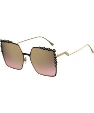 Fendi Ladies ff 0259-s 2o5 53 aurinkolasit