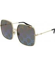 Gucci Ladies gg0414s 003 60 aurinkolasit