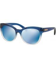 Michael Kors Mk6035 53 mitzi i sininen tummennetut 312255 blue peili aurinkolasit