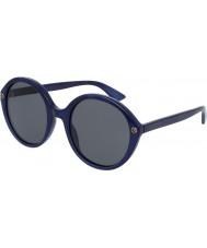 Gucci Hyvät gg0023s 004 aurinkolasit