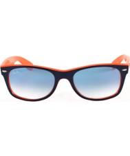 RayBan Rb2132 52 uutta Wayfarer blue-oranssi 789-3f aurinkolasit
