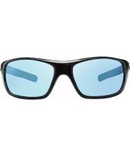 Revo Re4073 opas ii laivasto woodgrain - sininen vesi polarisoitunut aurinkolasit