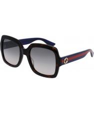 Gucci Hyvät gg0036s 004 aurinkolasit
