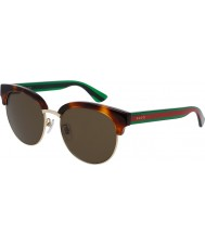 Gucci Mens gg0058sk 003 aurinkolasit