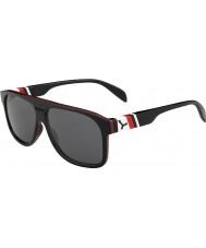 Cebe Chicago musta punainen 1500 harmaa flash peili aurinkolasit