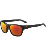Cebe Hacker matta harmaa 1500 harmaa flash peili oranssi aurinkolasit