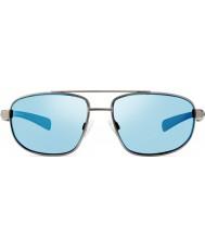 Revo Re1018 wraith gunmetal - sininen vesi polarisoitunut aurinkolasit