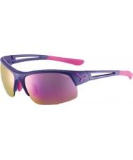 Cebe Cbstride4 harppaus violetti aurinkolasit