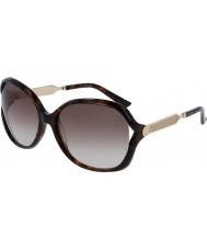 Gucci Hyvät gg0076s 003 aurinkolasit