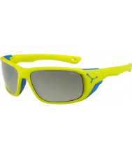 Cebe Jorasses matt lime blue