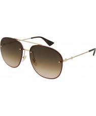 Gucci Mens gg0227s 003 62 aurinkolasit