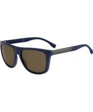 HUGO BOSS Mens Boss 0834-s hwq sp sininen polarized aurinkolasit