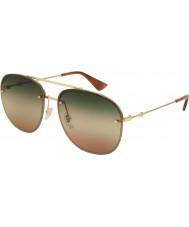 Gucci Miesten gg0227s 004 62 aurinkolasit