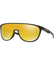 Oakley Oo9318-06 trillbe mattamusta - 24k iridium aurinkolasit