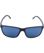 Polo Ralph Lauren Ph4092 58 matta sininen 550680 aurinkolasit