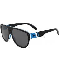 Cebe Miami musta sininen 1500 harmaa flash peili aurinkolasit