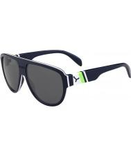 Cebe Miami tummansininen vihreä 1500 harmaa flash peili aurinkolasit