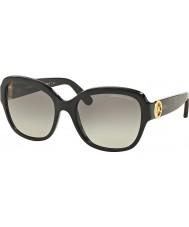 Michael Kors Mk6027 55 tabitha iii musta glitter 309911 aurinkolasit
