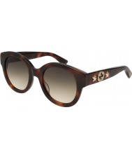 Gucci Ladies gg0207s 002 51 aurinkolasit