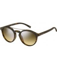 Marc Jacobs Marc 107-s n9p gg matta havannanruskea hopeapeili aurinkolasit