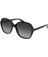 Gucci Ladies gg0092s 001 aurinkolasit
