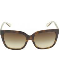 Michael Kors Mk6016 54 glam kilpikonnan smokey läpinäkyvä 305413 aurinkolasit