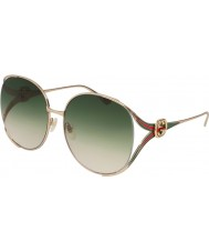 Gucci Ladies gg0225s 003 63 aurinkolasit