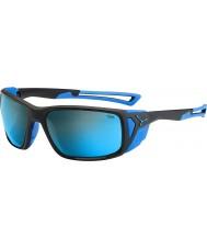 Cebe Proguide mattamusta sininen 4000 harmaa mineraali sininen aurinkolasit