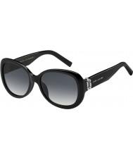 Marc Jacobs Naisten marc 111-s 807 9o musta aurinkolasit