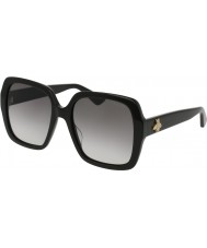 Gucci Ladies gg0096s 001 aurinkolasit