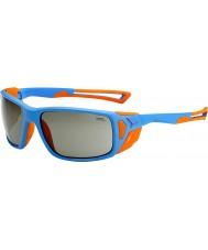 Cebe Proguide matta sininen oranssi variochrom huippu aurinkolasit