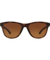 Oakley Oo9320-04 moonlighter ruskea kilpikonnan - ruskea kaltevuus polarized aurinkolasit