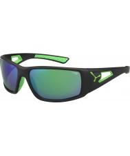 Cebe Session musta vihreä 1500 harmaa peili vihreä aurinkolasit