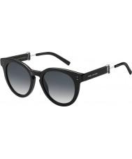 Marc Jacobs Naisten marc 129-s 807 9o musta aurinkolasit