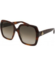 Gucci Ladies gg0096s 002 aurinkolasit