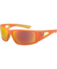 Cebe Session oranssi lime 1500 harmaa peili oranssi aurinkolasit
