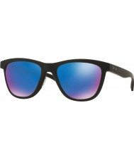 Oakley Oo9320-11 moonlighter mattamusta - safiiri iridium polarized aurinkolasit