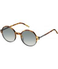 Marc Jacobs Mens marc 48-s tmv vk täplikäs havannanruskea harmaat aurinkolasit