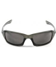 Oakley Oo9238-05 fives potenssiin harmaa savu - lämmin harmaa aurinkolasit