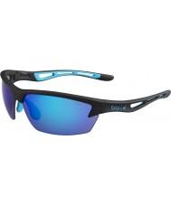 Bolle Bolt matt black sininen aurinkolasit