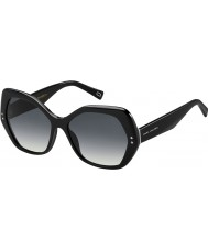 Marc Jacobs Naisten marc 117-s 807 9o musta aurinkolasit