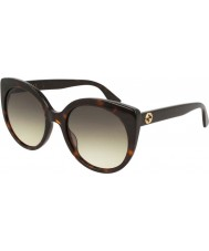 Gucci Ladies gg0325s 002 55 aurinkolasit