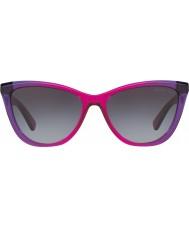 Michael Kors Mk2040 57 Divya violetti purppura kaltevuus 322011 aurinkolasit