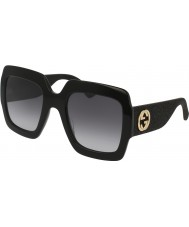 Gucci Ladies gg0102s 001 aurinkolasit