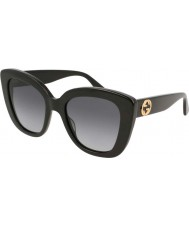 Gucci Ladies gg0327s 001 52 aurinkolasit