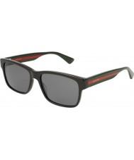 Gucci Mens gg0340s 006 58 aurinkolasit