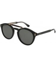 Gucci Miesten gg0124s 001 aurinkolasit