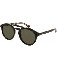 Gucci Miesten gg0124s 002 aurinkolasit