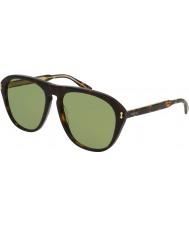 Gucci Miesten gg0128s 001 aurinkolasit