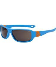 Cebe Scrat (ikä 7-10) himmeä sininen oranssi aurinkolasit